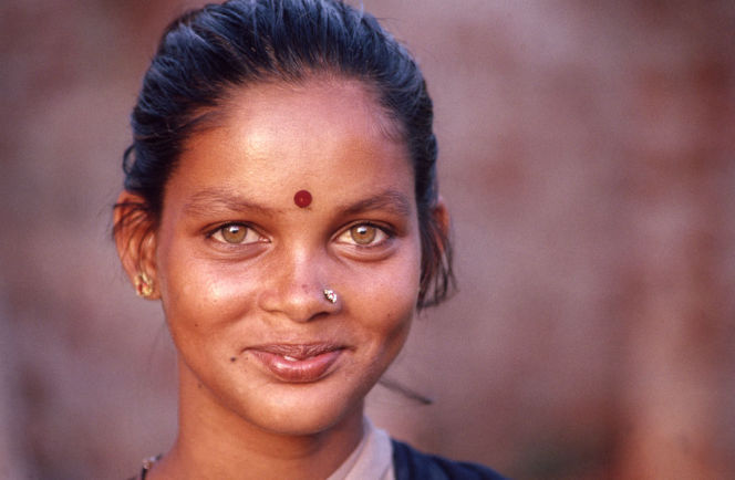 Pools of Eternity An Indian Gypsy Girl