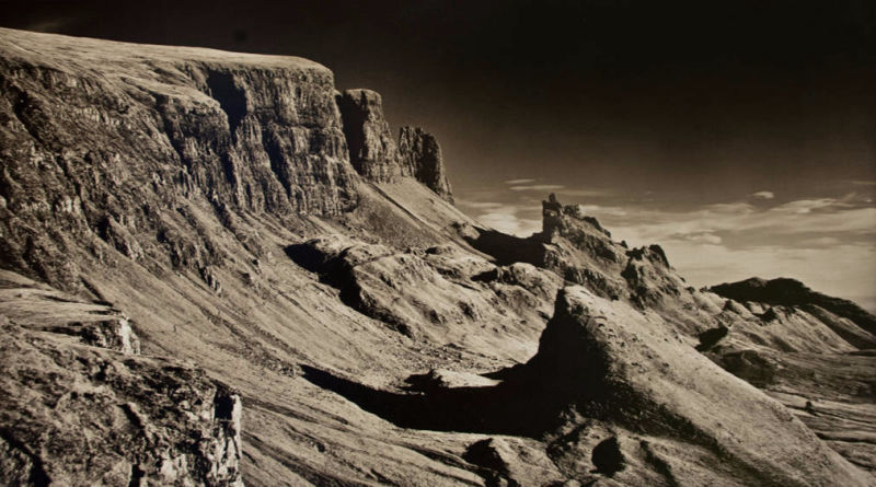 Purchase print of Cuillins Isle of Skye