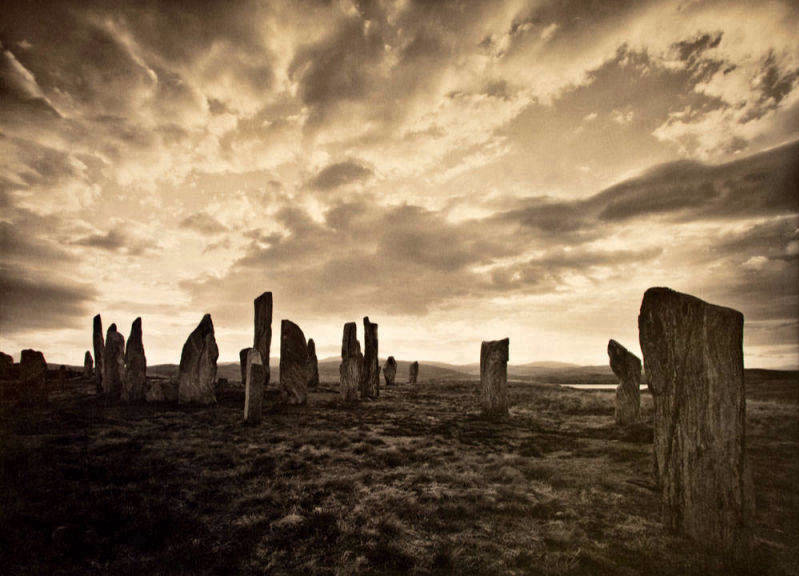 Callanish in Mono
