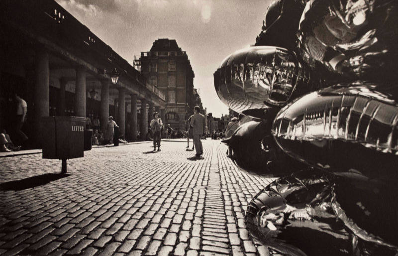 Purchase print of Covent Garden Piazza London