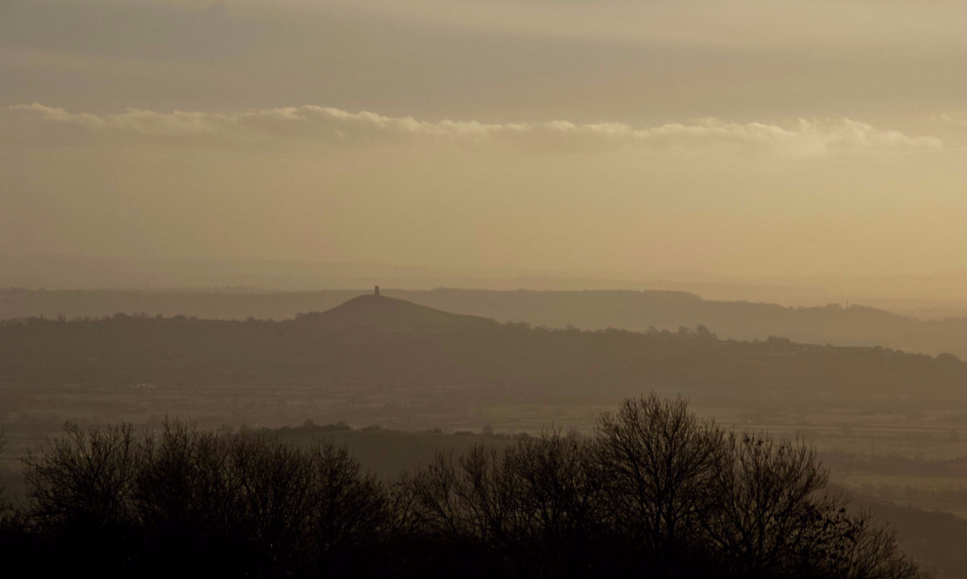 Valley of Death and Glastonbury Tor