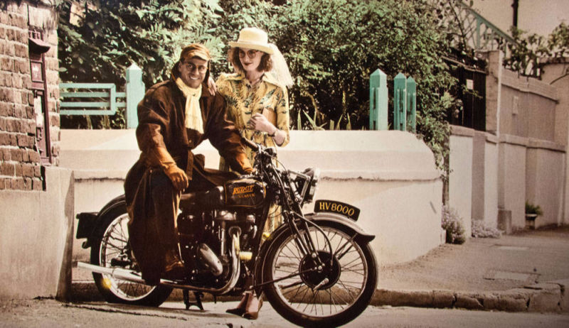 Rudge Love