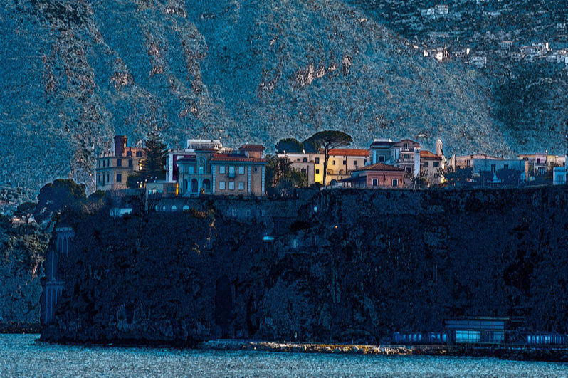 Purchase print of Sorrento Calling