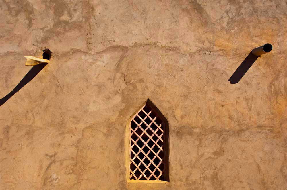 Purchase print of Window and Wall Morocco